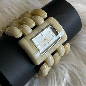 Michael Kors Rio Alabaster Bracelet Watch MK4261